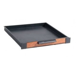 Rive Front Drawer Plastic with Wooden Front