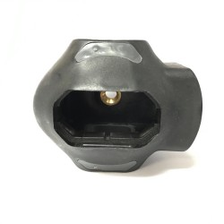Preston 23mm Seatbox Knuckle & Cover Cap