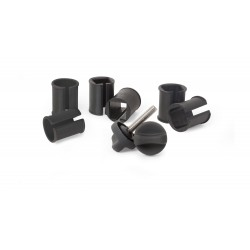 Preston Off-Box Pro Leg Insert 25mm Round